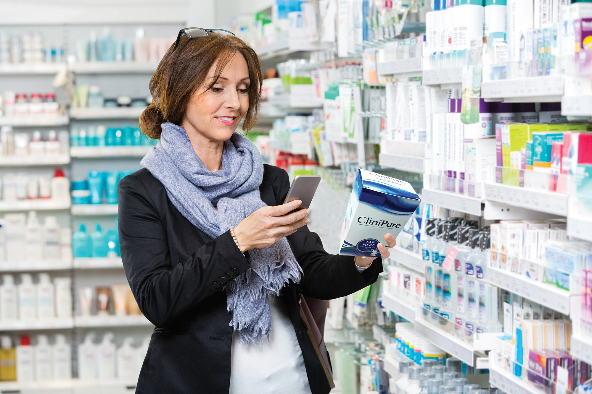 Packaging the future of healthcare - digital revolution